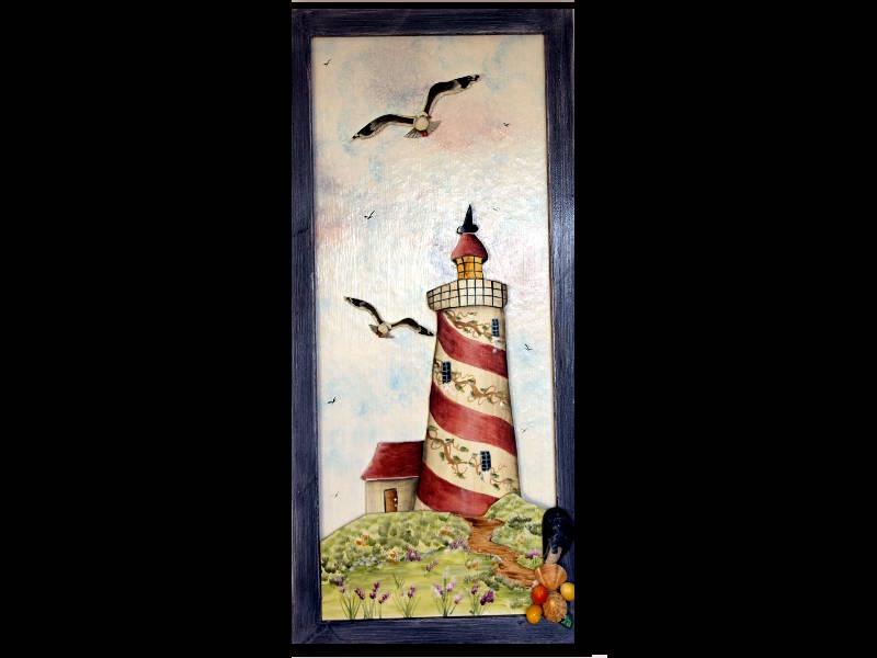 3D-red-lighthouse